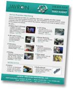 Javron Brochure - View/Print